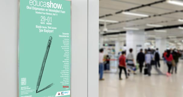 Educashow Okul Ekipmanları ve Teknolojileri Fuarı