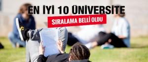 en iyi 10 universite